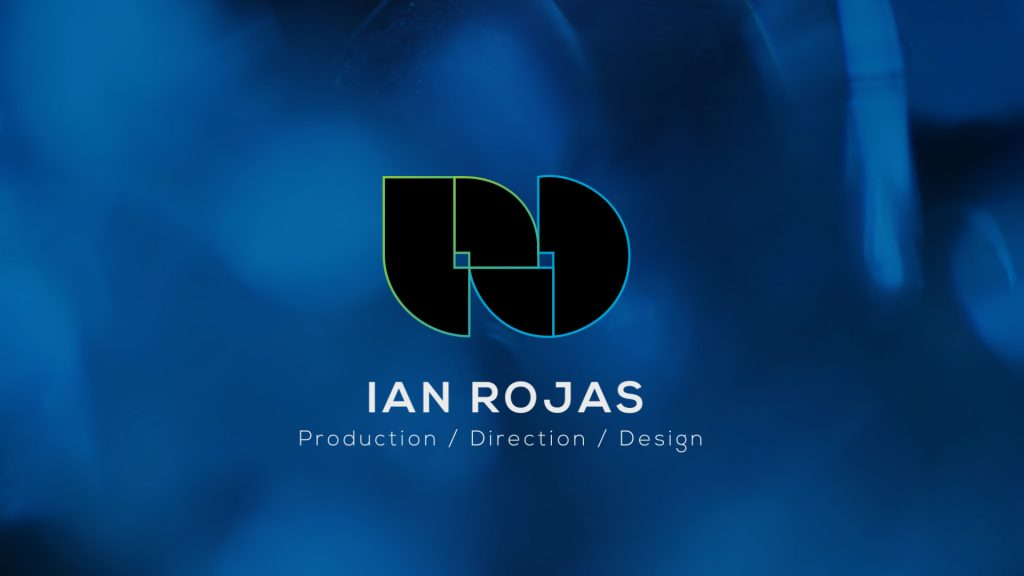 Ian Rojas - Demo Reel Cover Video Photo
